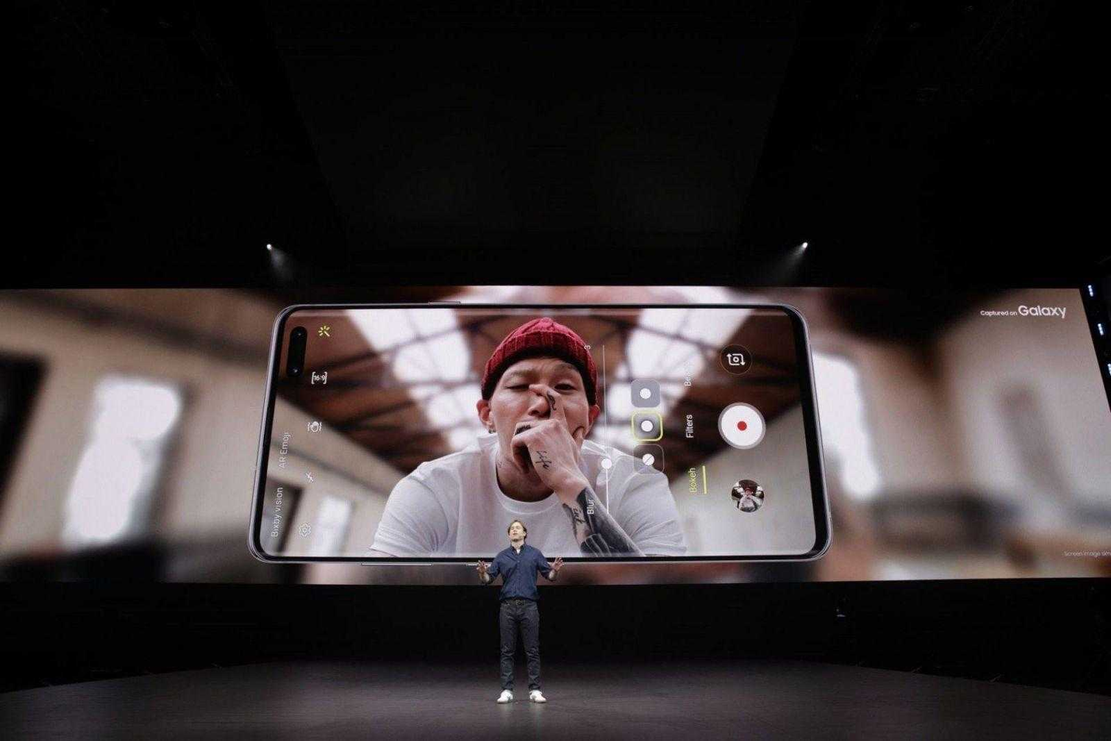 Samsung показал самый мощный смартфон Galaxy S10 5G (lcimg 7839d8af d286 47f5 bae7 f9908537e0c2)