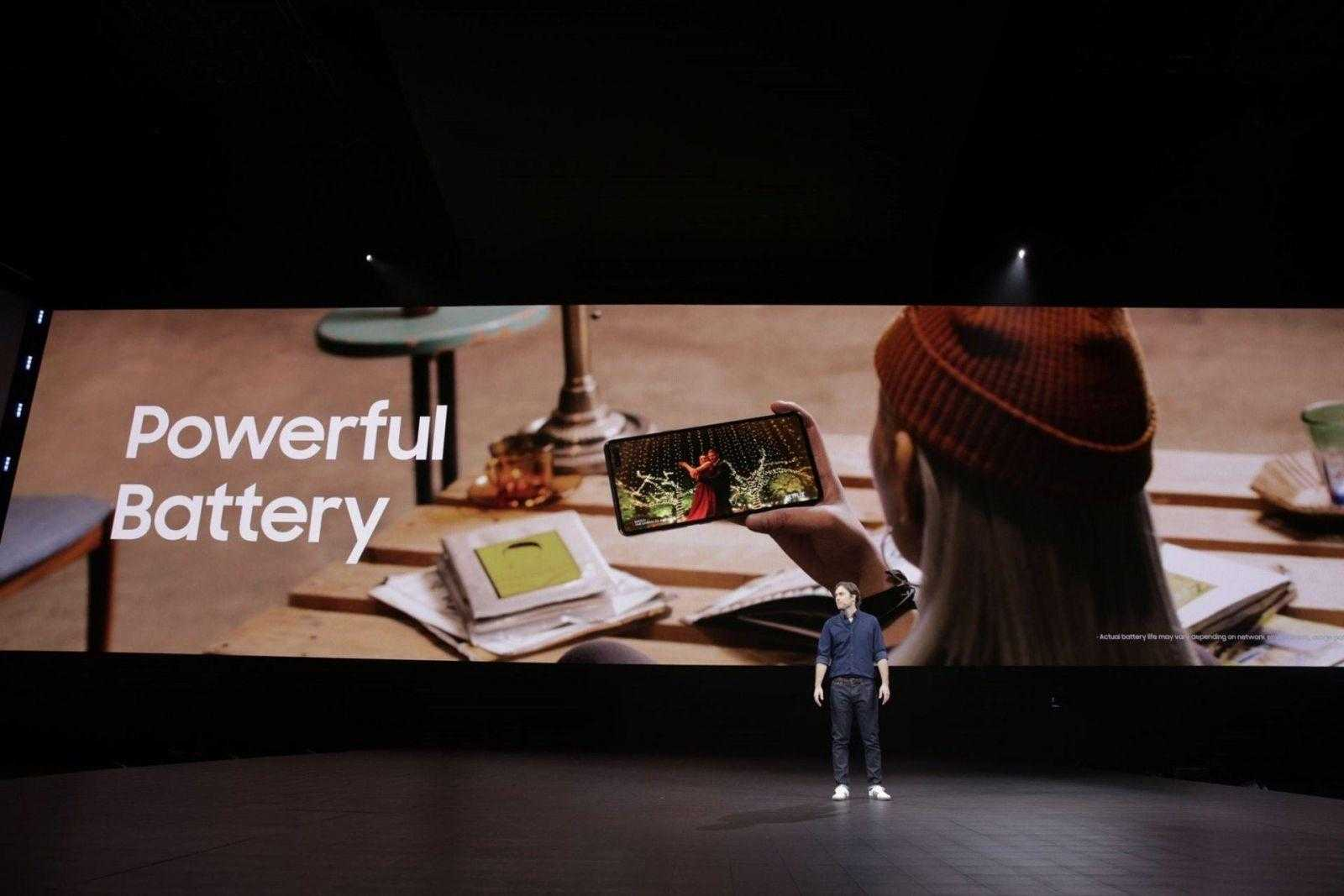 Samsung показал самый мощный смартфон Galaxy S10 5G (lcimg 7c3e1bf6 8ded 422e b653 29e76e1b3826)