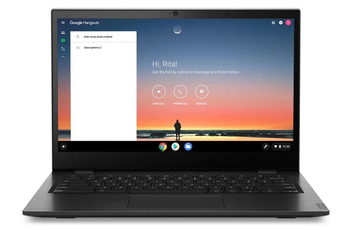 MWC 2019. Новые бюджетные ноутбуки Lenovo 14w и 14e (lenovo 14e chromebook)