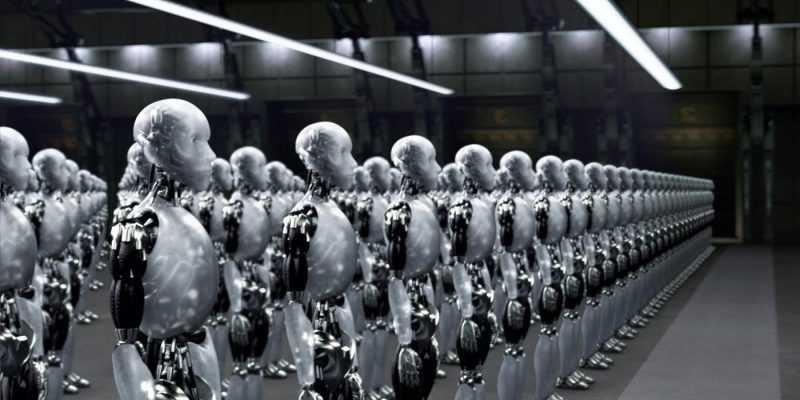 PepsiCo автоматизирует производство, но увольняет сотрудников (lyudey zamenyat robotyi)