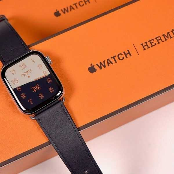 Apple добавил градиентные циферблаты для Apple Watch Hermes в watchOS 5.2 (maxresdefault 2 1)