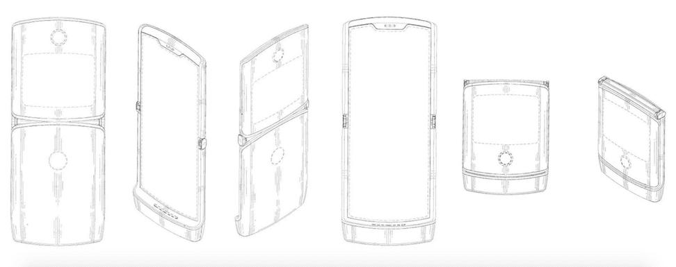 Motorola подтвердила, что представит сгибающийся смартфон в этом году (moto)