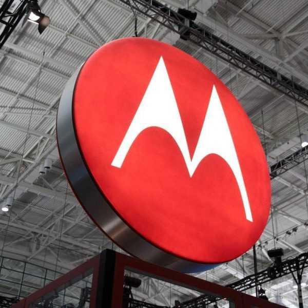 Motorola подтвердила, что представит сгибающийся смартфон в этом году (motorola stock logo)