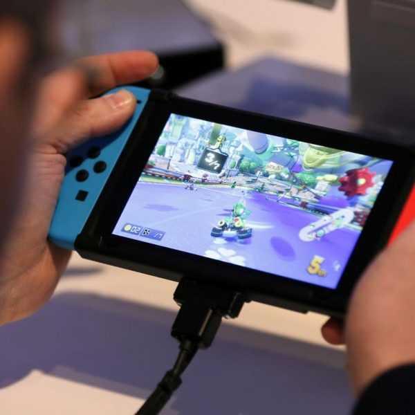 Nintendo Switch получит Android, но неофициально (nintendo switch2)