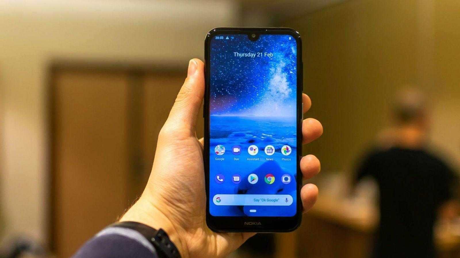 MWC 2019. Все новинки Nokia: 9 PureView, 1 Plus, 3.2, 4.2, 210 (nokia 4.2 review 3)