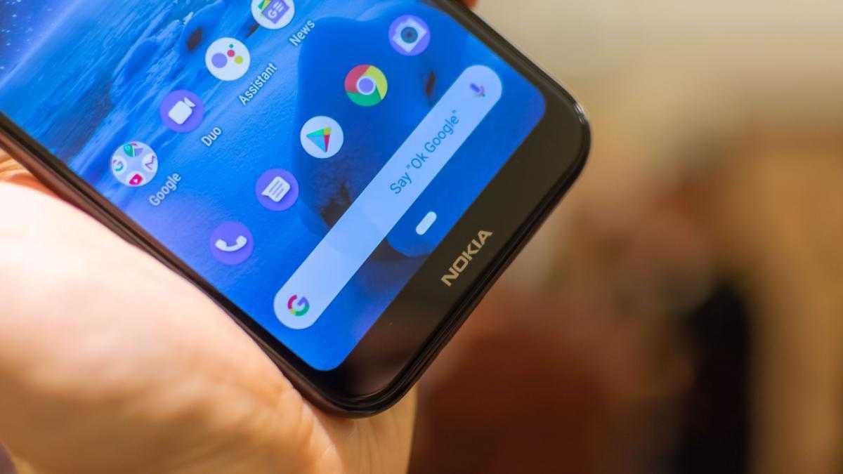 MWC 2019. Nokia выпустила смартфон Nokia 4.2 (nokia 4.2 review 7)