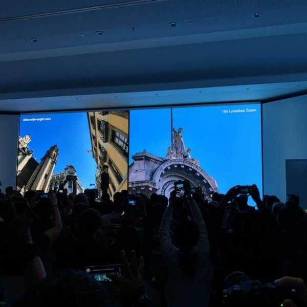 MWC 2019. Oppo выпустит смартфон 10-кратным зумом во 2-м квартале 2019 года (oppo1111)