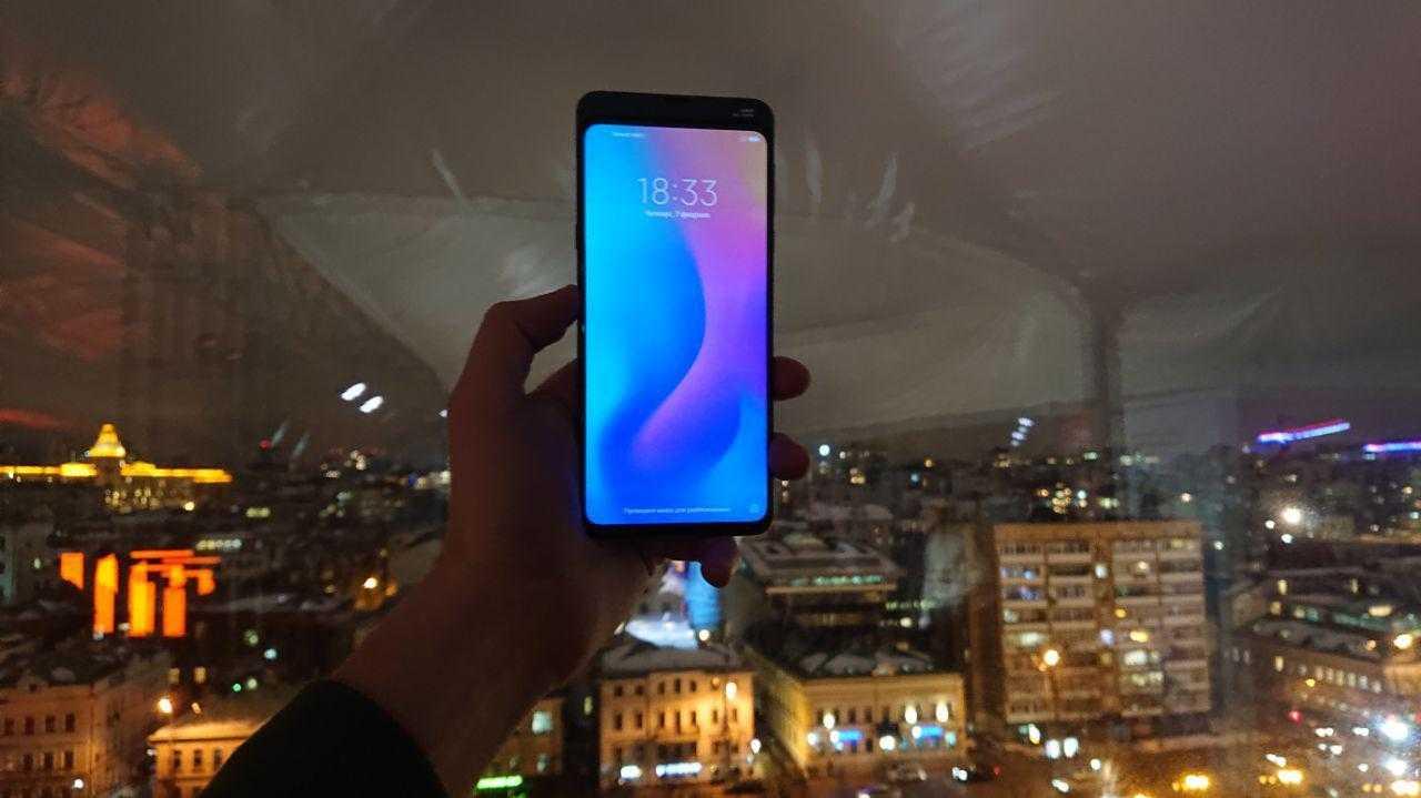Xiaomi представил смартфон Mi Mix 3 в России (photo 2019 02 07 23 09 55)