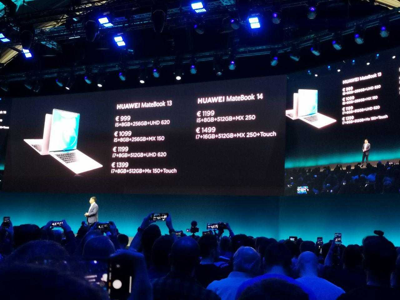 MWC 2019. Huawei представила недорогой MateBook 14 (photo 2019 02 24 16 57 49 2)