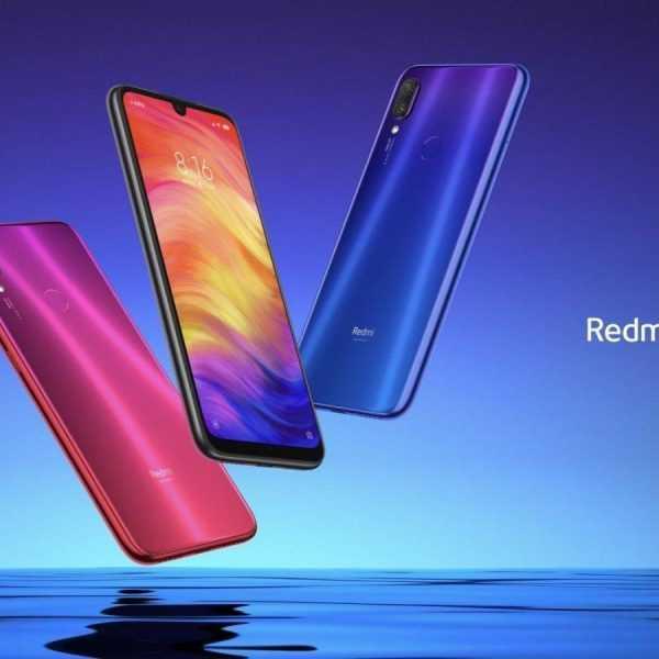 Xiaomi Redmi Note 7 провалил проверку на прочность (redmi 7)