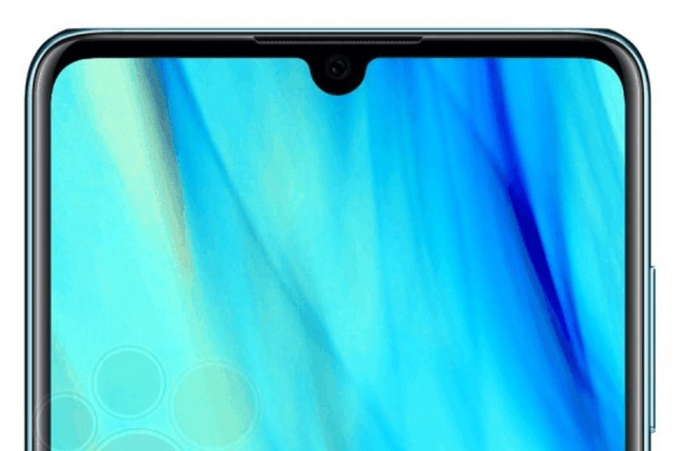 В сеть просочились рендеры Huawei P30 и P30 Pro (render3)
