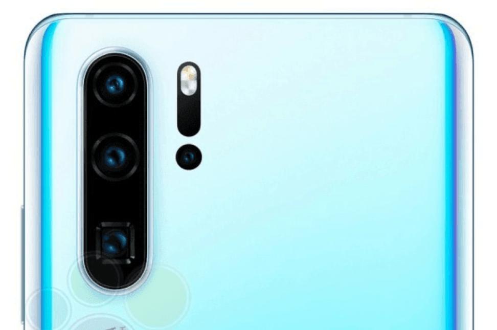 В сеть просочились рендеры Huawei P30 и P30 Pro (render4)