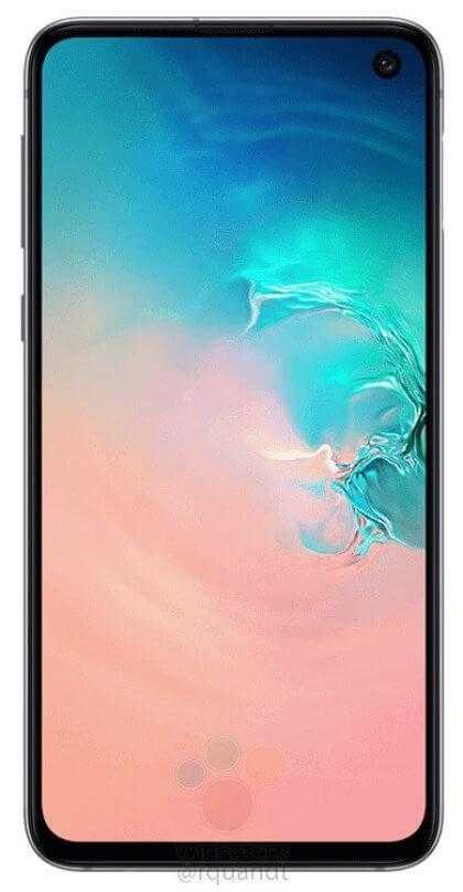 Всё о Samsung Galaxy S10: новости, слухи, дата выхода, тех. характеристики и другое (samsung galaxy s10e winfuture 1)
