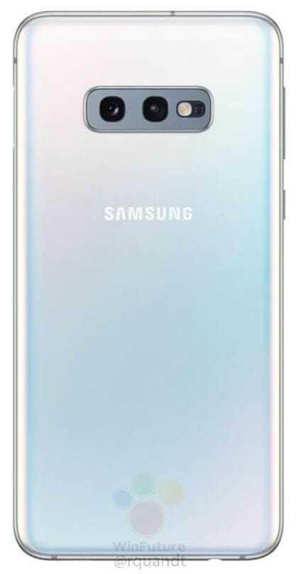 Всё о Samsung Galaxy S10: новости, слухи, дата выхода, тех. характеристики и другое (samsung galaxy s10e winfuture 2)