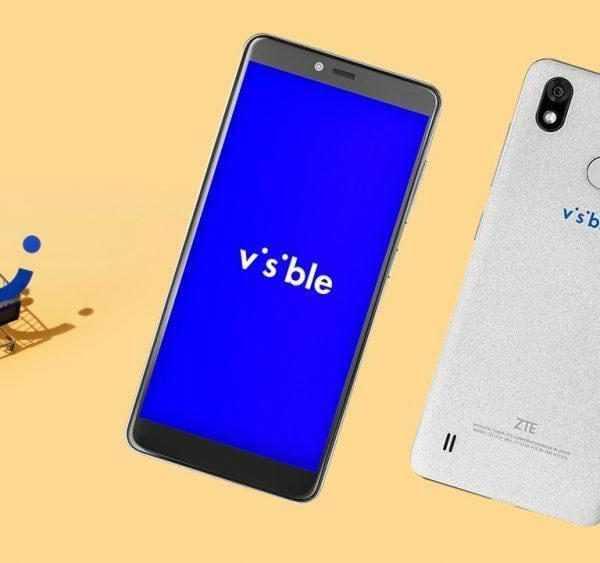 ZTE пытается вернуться в США с телефоном Visible R2 (visible r2 zte 1000x563 1)