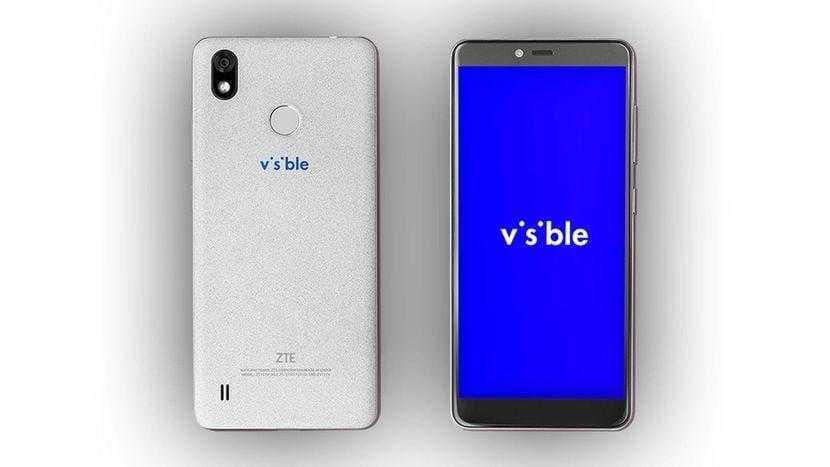 ZTE пытается вернуться в США с телефоном Visible R2 (visible r2)
