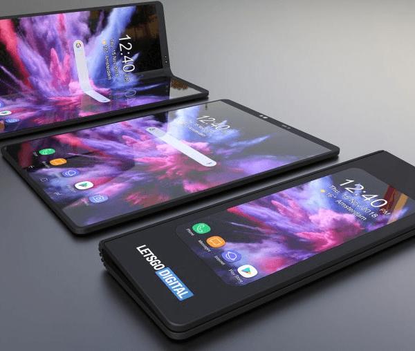 Складывающийся Samsung засветился на видео (vouwbare samsung telefoon 770x508 1)