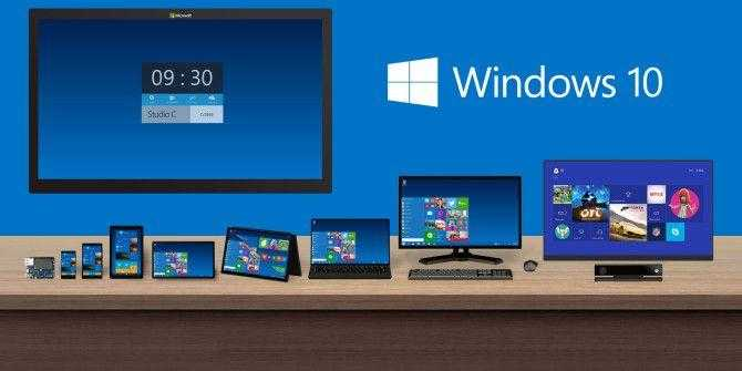 Microsoft начала тестировать обновление Windows 10 из 2020 года (windows 10 cross platform 670x335 compressor)