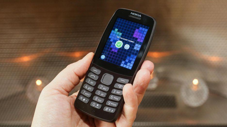 HMD Global начала продажи Nokia 210 в России (01 nokia 210)