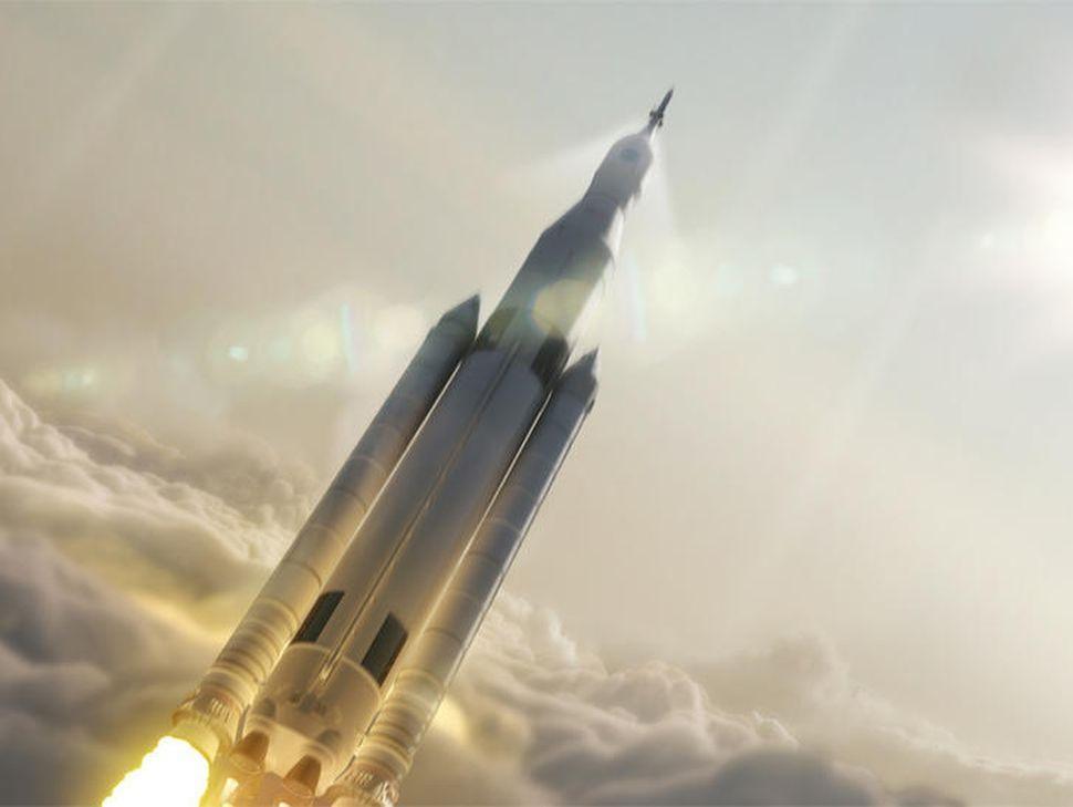 NASA строит самую большую ракету в мире, но ее запуск, возможно, придется подождать (111)