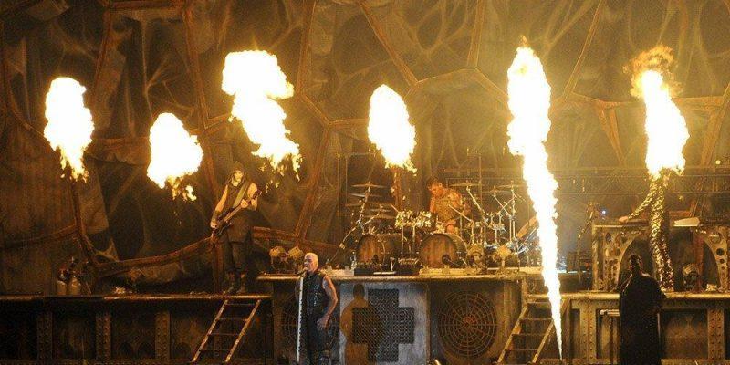 Премьера нового сингла Deutchland группы Rammstein прошла ВКонтакте (1 d77c8deb)