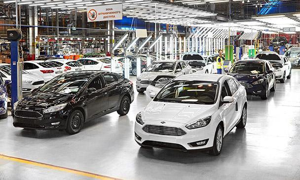 Ford закрывает производство в России и почти уходит из страны (2 2)
