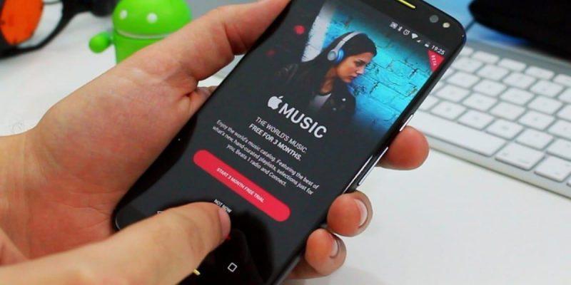 Популярность Apple Music на Android растет (254apple music android 1)