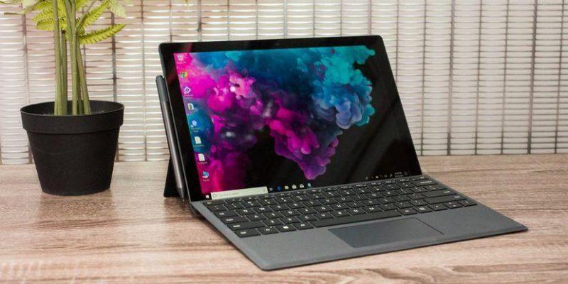 Патент Microsoft показывает улучшение подставки Surface Pro (29 microsoft surface pro 6)