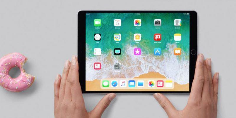 «Бюджетный» iPad следующего поколения сохранит Touch ID и разъем для наушников (5 ipad 2018 space grey)
