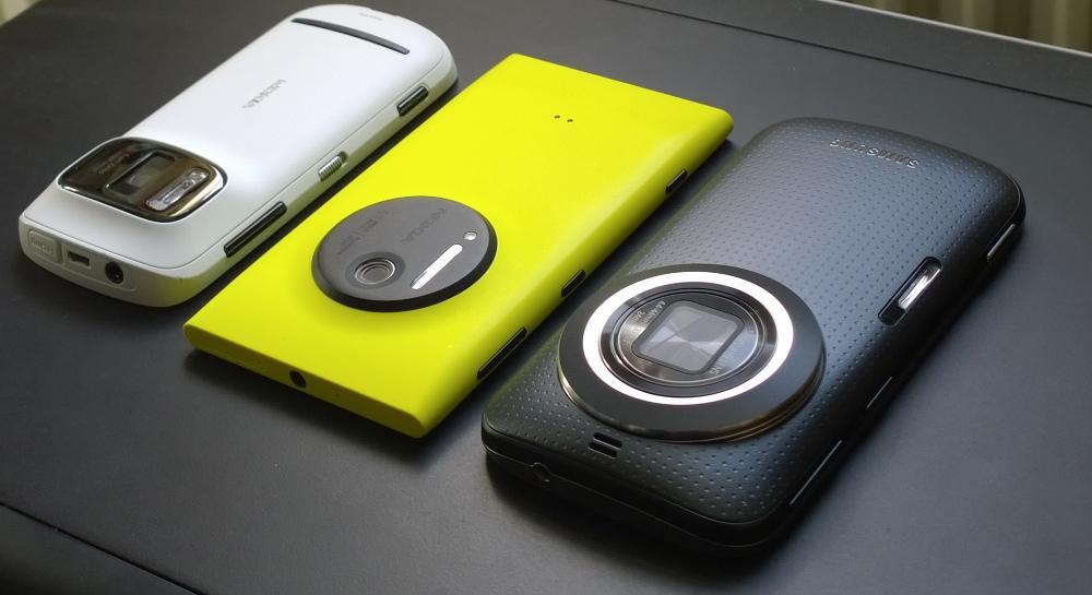 Qualcomm сообщает, что смартфоны с камерами на 100 МП появятся уже в этом году (808 1020 kzoom)
