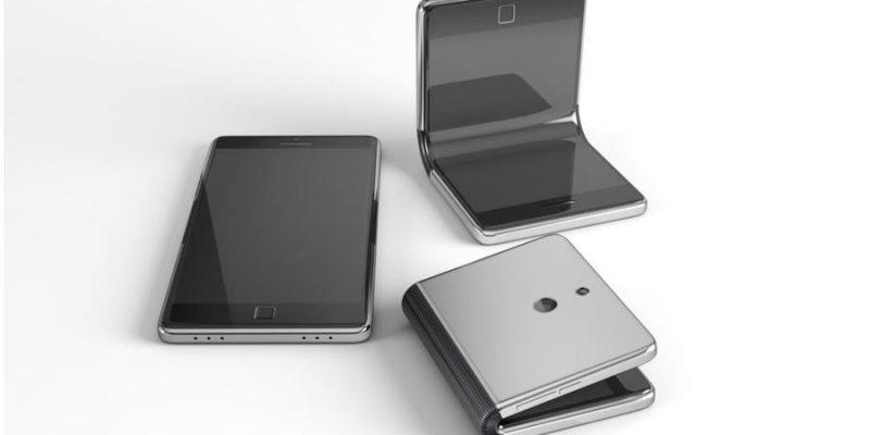 Google тоже запатентовала складной смартфон (android for foldable smartphone 1)