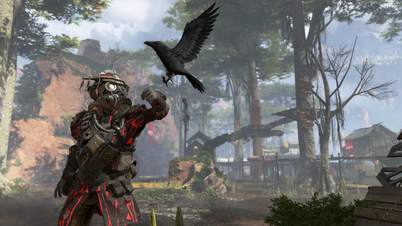 Лучшая видеокарта для игры в Apex Legends на ПК (apex legends bird)