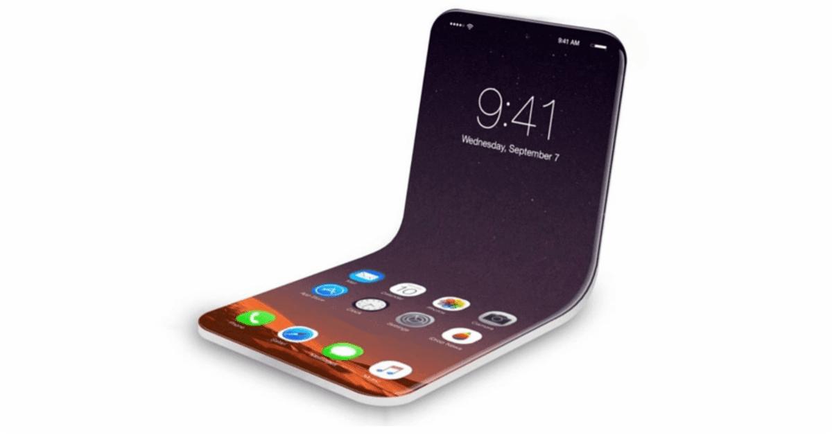 Поставщик Apple Corning работает над стеклянным дисплеем для сгибающихся смартфонов (apple folding phone promo)