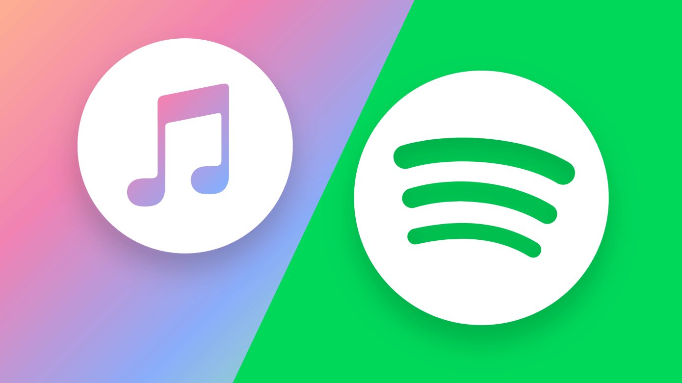 Apple прокомментировала обвинения Spotify в монополизации (apple music vs spotify)