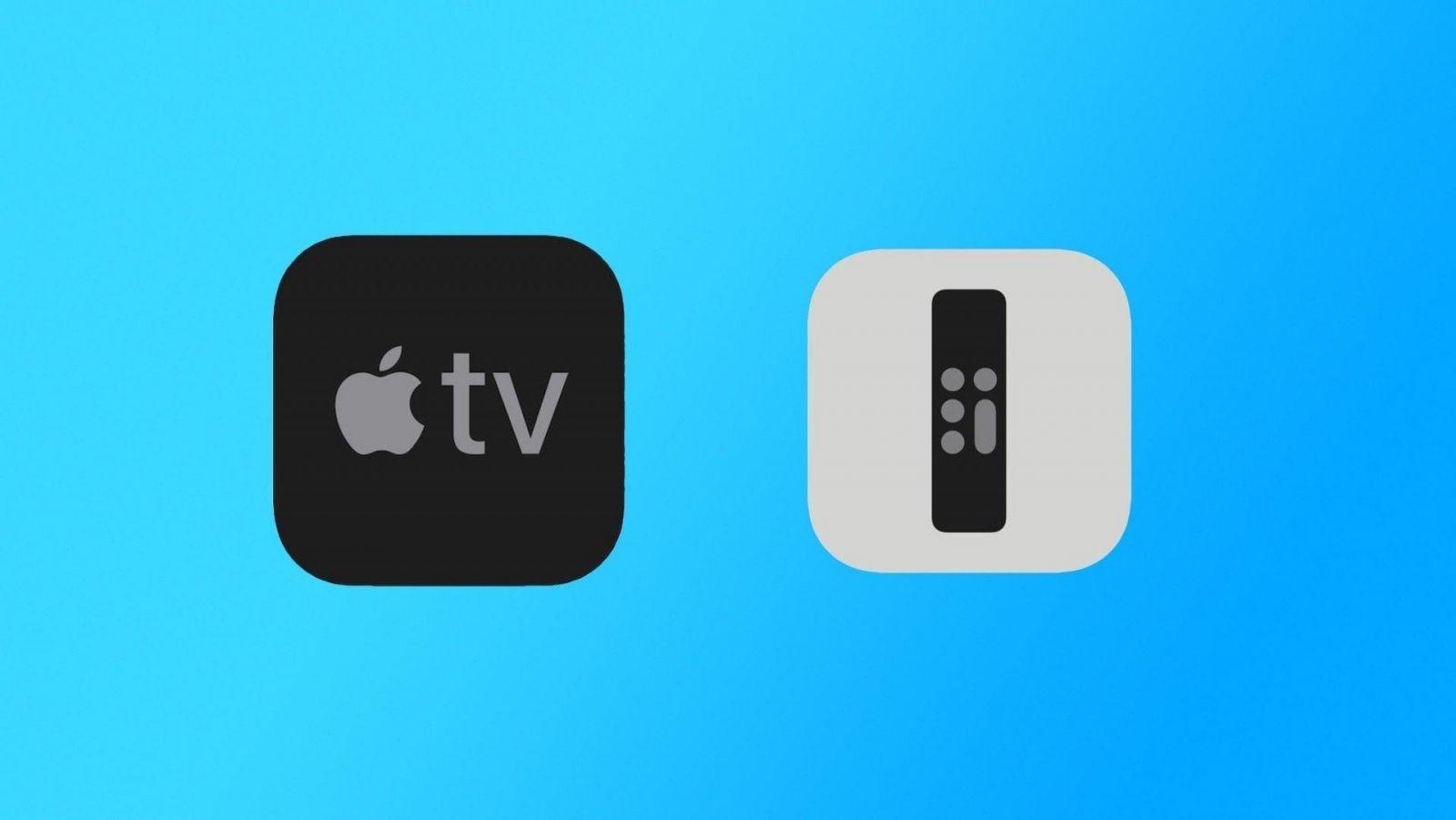 В приложении Apple TV Remote для iOS улучшили стабильность и обновили значок (apple tv remote app)