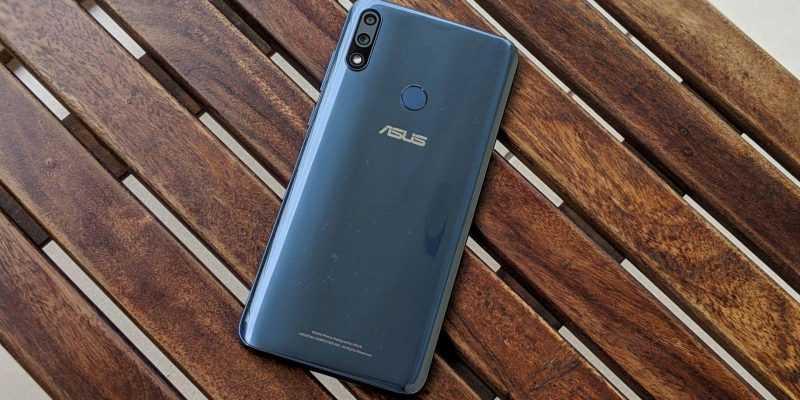 Asus Zenfone Max Plus (M2) и Max Shot засветились в сети (asus zenfone max pro m2 3)
