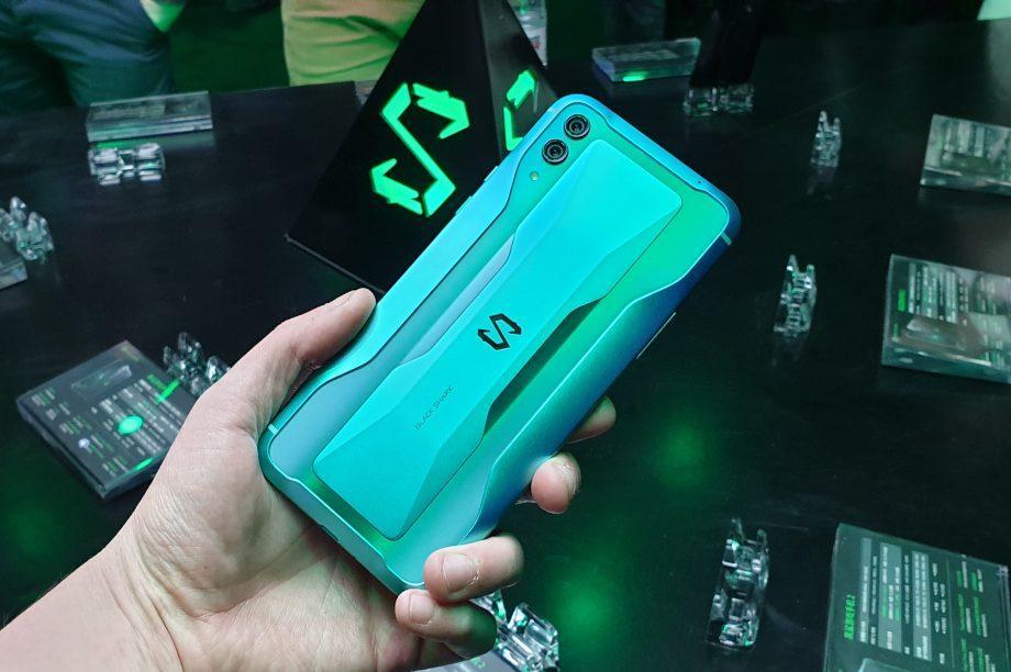 Игровой смартфон Xiaomi Black Shark 2 анонсирован и поступает в продажу в Европе (black shark 2 e1553000924813)