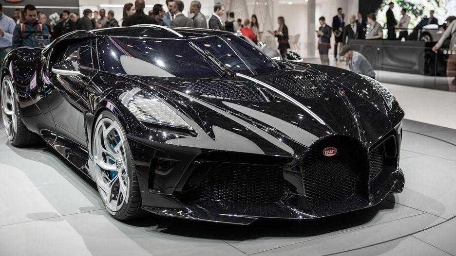Bugatti сделала La Voiture Noire, самый дорогой автомобиль в мире (bugatti la voiture noire geneva 2019 18)