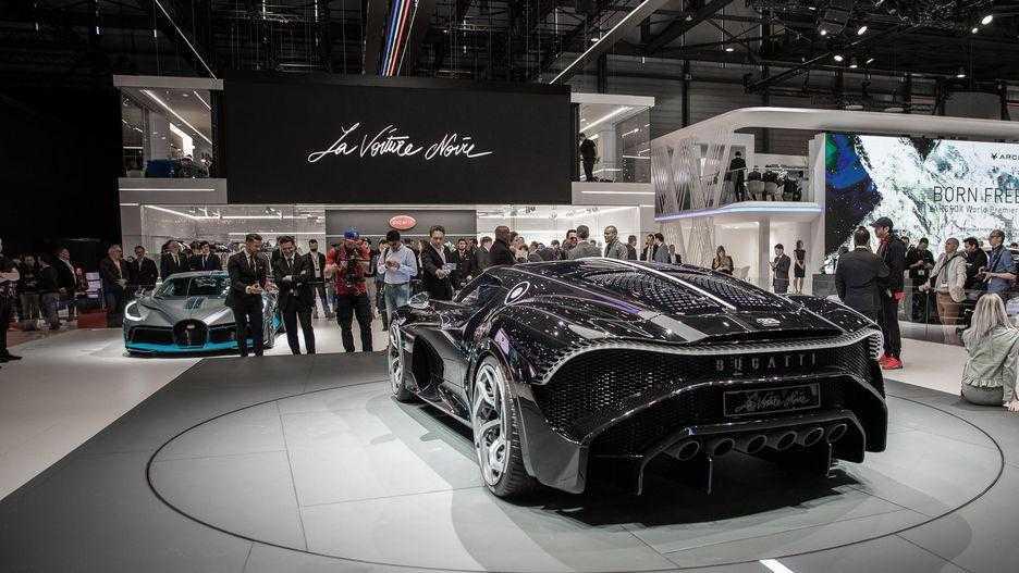 Bugatti сделала La Voiture Noire, самый дорогой автомобиль в мире (bugatti la voiture noire geneva 2019)