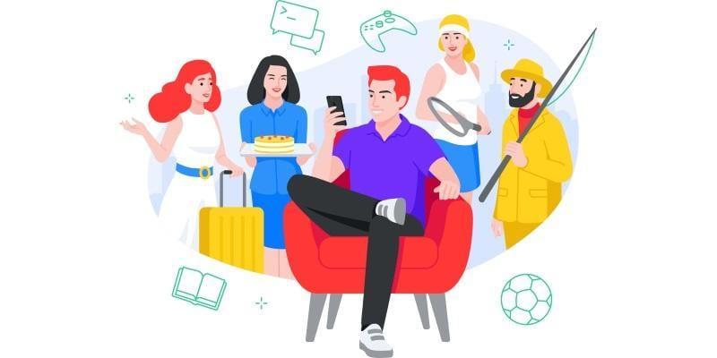 Яндекс запустил новую социальную сеть Яндекс Аура. Первые впечатления и инвайты (cfdbed04d7d465d55886e4408c210398)