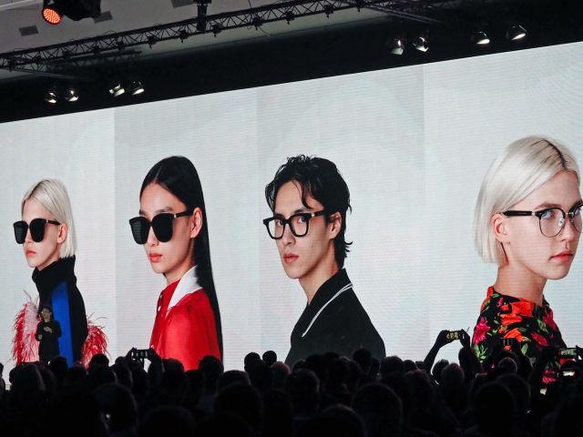 Huawei работает с Gentle Monster над модными умными очками без камеры (dims 5)