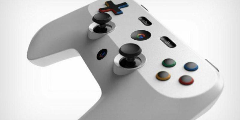 Новый патент показал контроллер для сервиса стриминга игр Google (download)