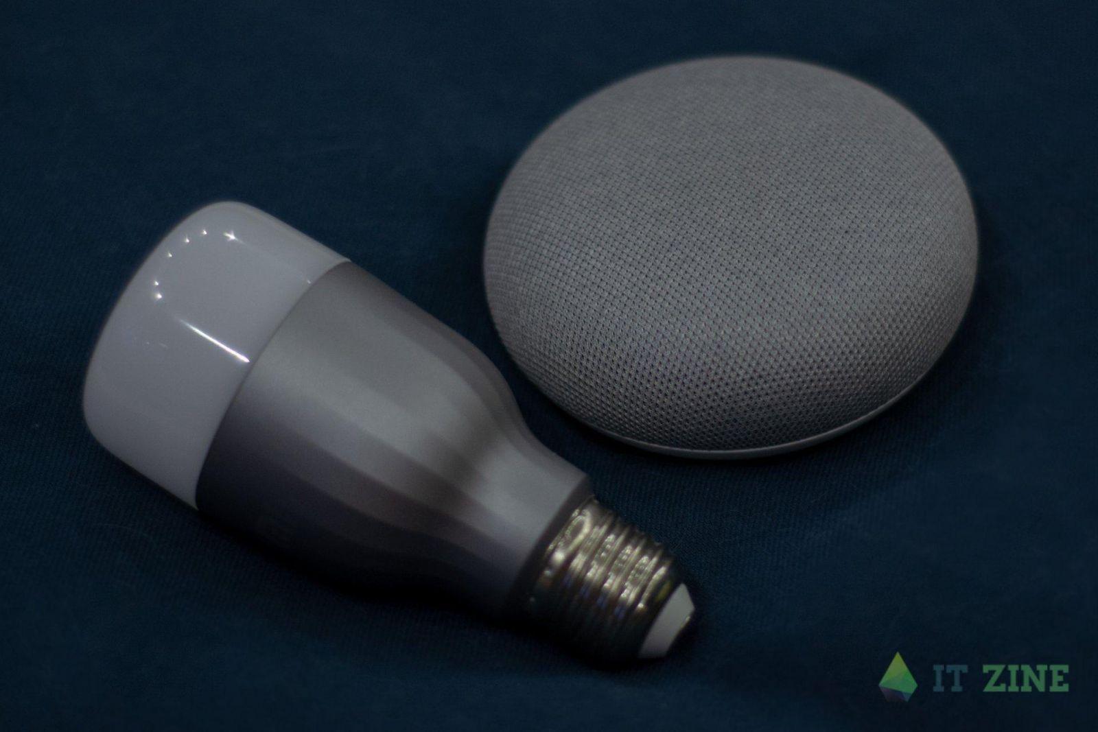 Обзор умных лампочек Xiaomi Mi LED Smart Bulb + Google Home: да будет свет (dsc 7078 edit)