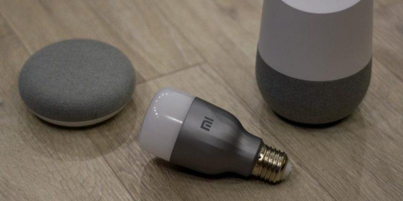 Обзор умных лампочек Xiaomi Mi LED Smart Bulb + Google Home: да будет свет (dsc 7085 2)