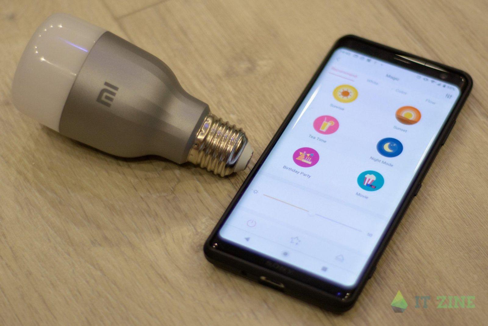 Обзор умных лампочек Xiaomi Mi LED Smart Bulb + Google Home: да будет свет (dsc 7097)