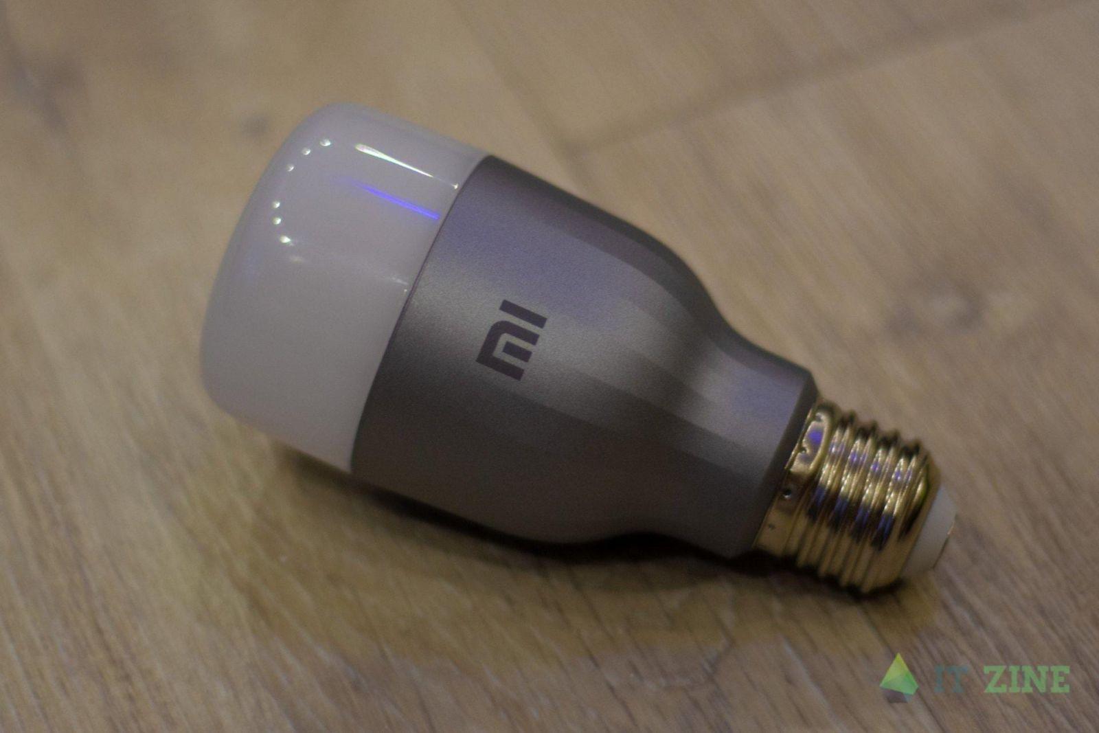 Обзор умных лампочек Xiaomi Mi LED Smart Bulb + Google Home: да будет свет (dsc 7104)