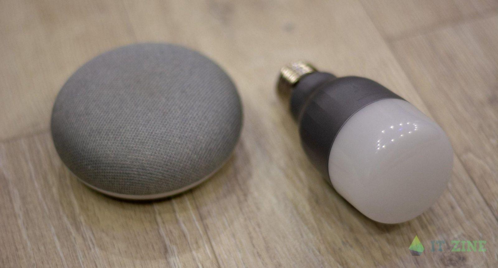 Обзор умных лампочек Xiaomi Mi LED Smart Bulb + Google Home: да будет свет (dsc 7111)