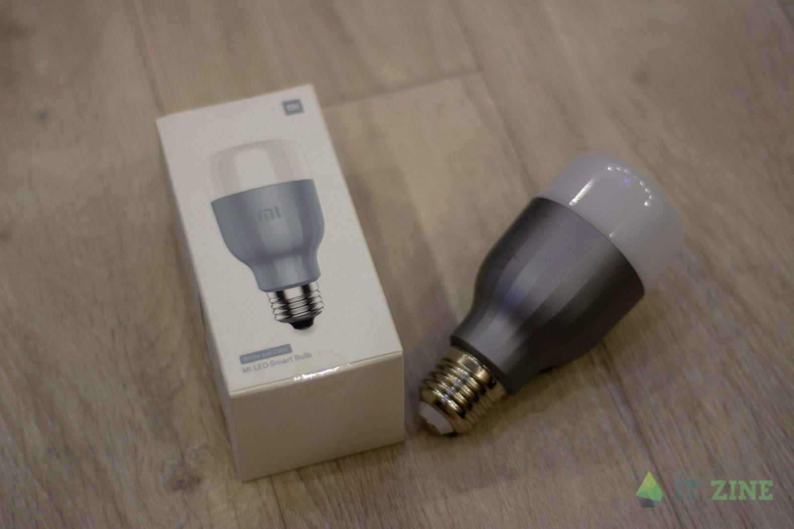 Обзор умных лампочек Xiaomi Mi LED Smart Bulb + Google Home: да будет свет (dsc 7112)
