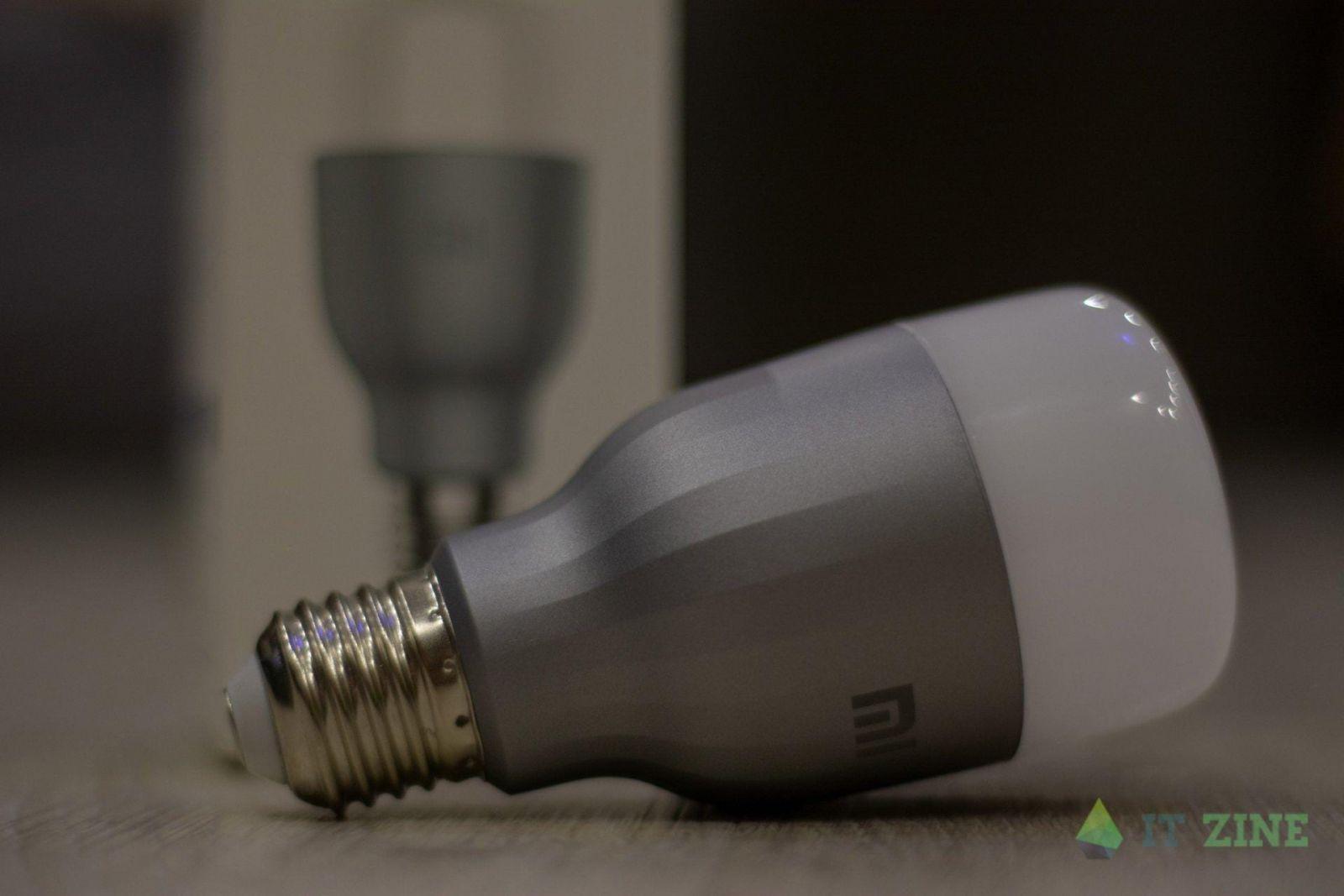 Обзор умных лампочек Xiaomi Mi LED Smart Bulb + Google Home: да будет свет (dsc 7119)
