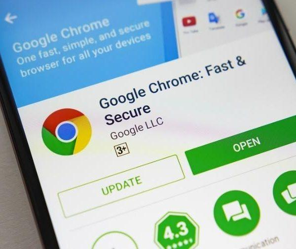 Google Chrome для Android тестирует нижнюю панель вкладок (google chrome android)